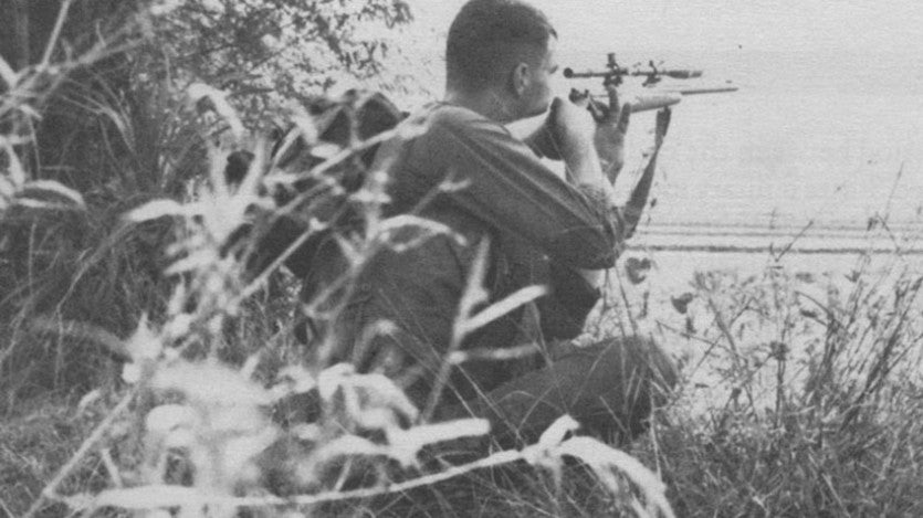 The Winchester Model 70 In Vietnam