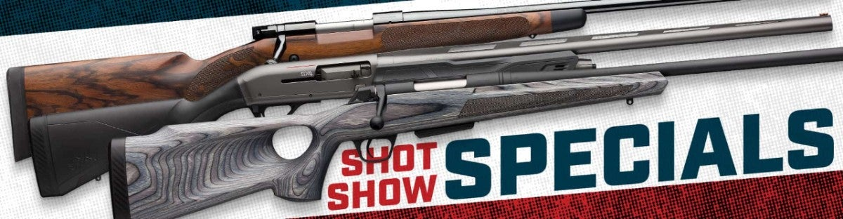 2019 Shot Show Specials and Introductions