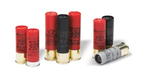 Various Shotgun Shells