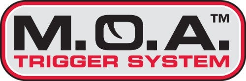 M.O.A. Trigger System on Winchester Rifles -- Logo